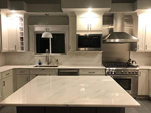 Quartzite: 2018 superwhite countertops kitchen