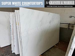 Quartzite: New Super White Quartzite slab Inventory 2017 6 23 3