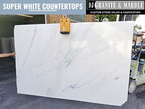 Quartzite: New Super White Quartzite slab Inventory 2017 6 23 7